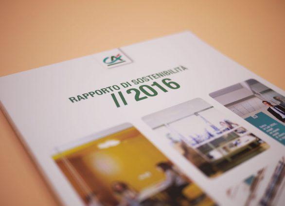 Crédit Agricole | Rapporto di Sostenibilità 2016