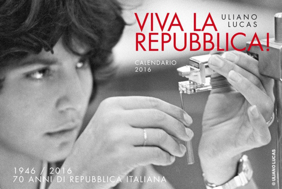 Calendario Repubblica.Calendario 2016 Geca Industrie Grafiche