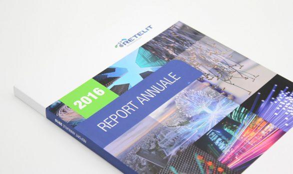 Retelit | Report annuale 2016