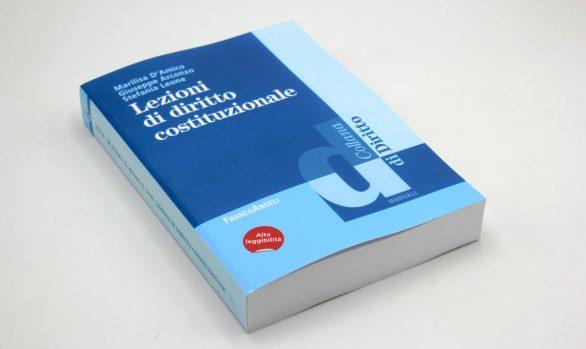 Edizioni Franco Angeli | Lezioni di diritto costituzionale